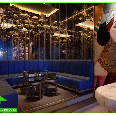 Thiết kế nội thất quán coffee, Nguyễn Du, Quận 1, Tp. Hồ Chí Minh